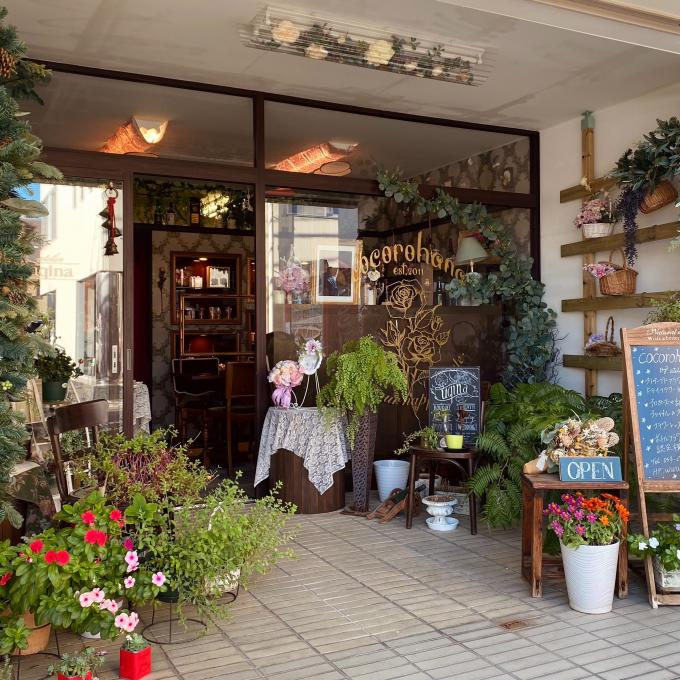 cocorohana本店のイメージ