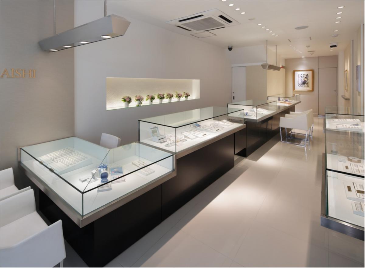 銀座ダイヤモンドシライシ 静岡本店イメージ1