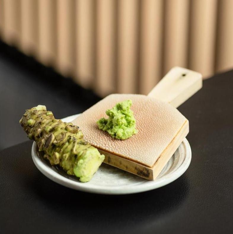 旬菜旬魚 造りの山葵のイメージ