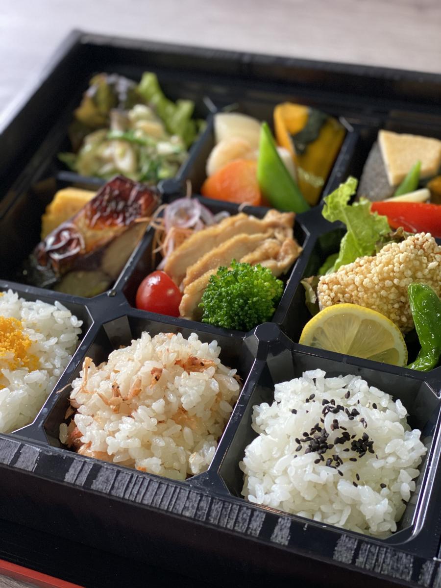 田丸屋彩り弁当のイメージ