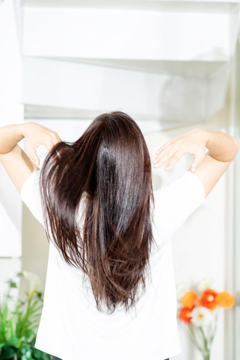 【髪】カット+カラー+《髪質改善》プレミアトリートメント(S・B込)のイメージ