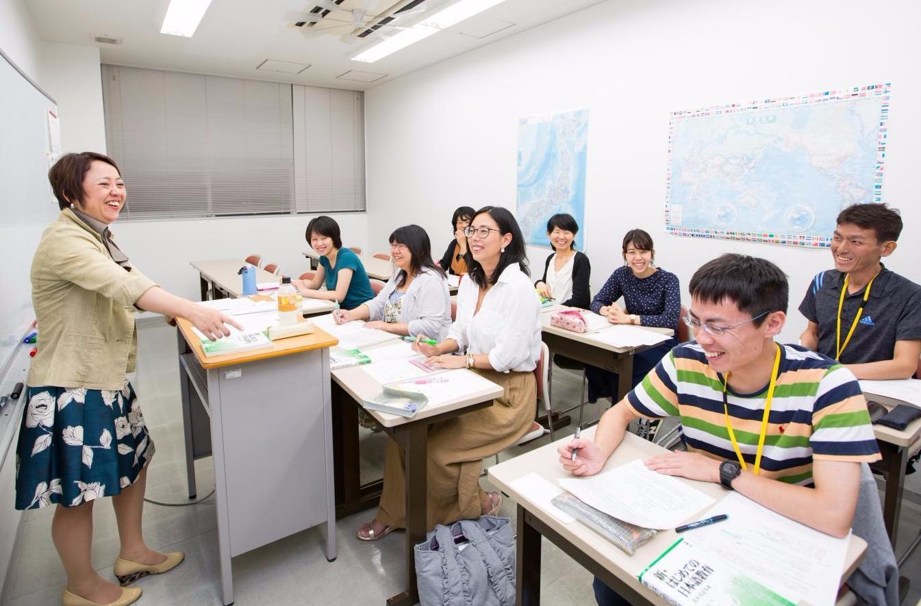 浜松日本語学院イメージ1