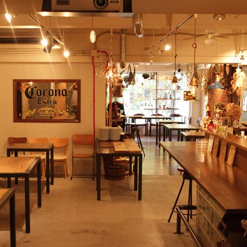 広々した空間は、WD2次会や貸切パーティにもおすすめ♪のイメージ