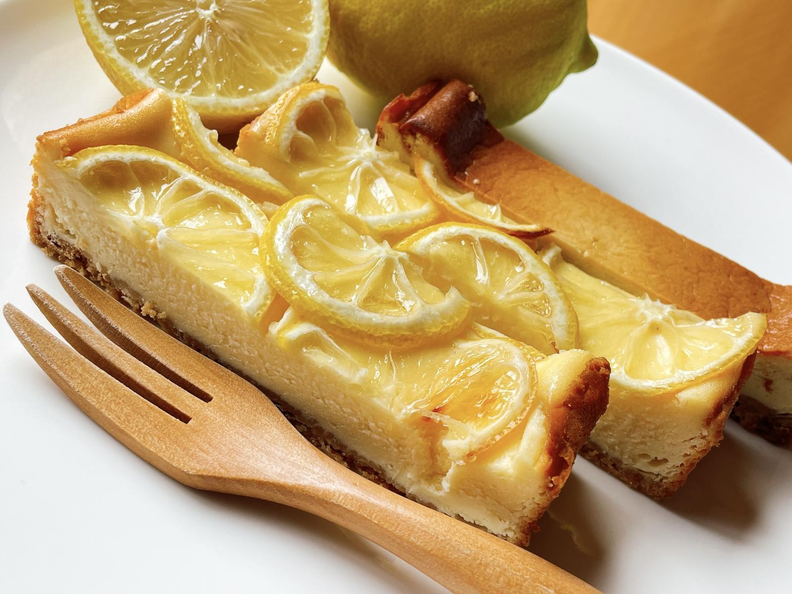 【夏限定!手づくりチーズケーキ3本セット】のイメージ