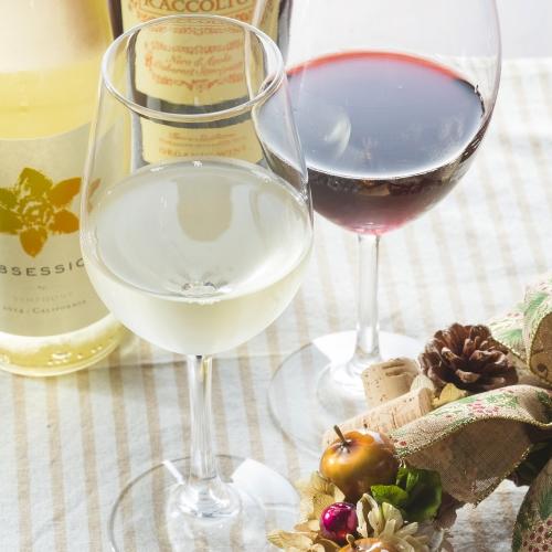 10種ワイン飲み放題 コース料金+550円のイメージ