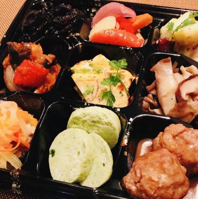 前菜9種類盛り合わせのイメージ