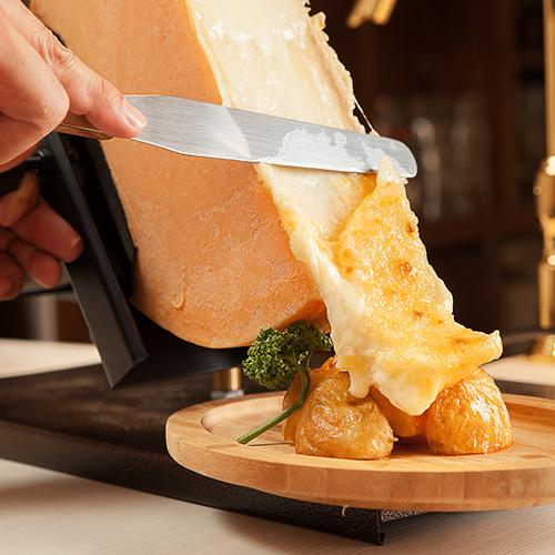 とろとろラクレットチーズのイメージ