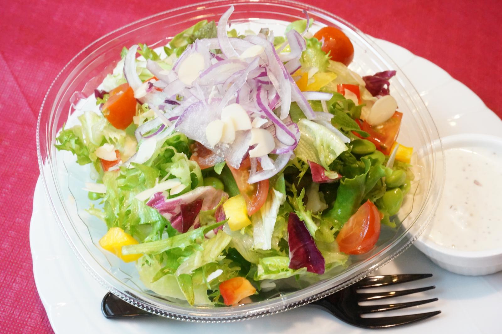 (テイクアウト)グラデボールサラダ のイメージ