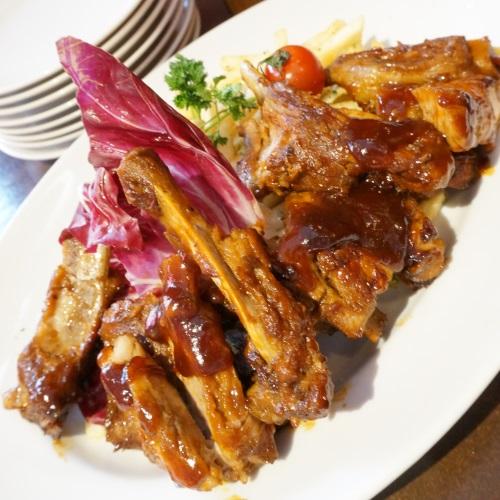 絶品肉料理のイメージ