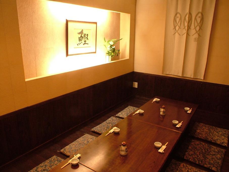 個室のイメージ
