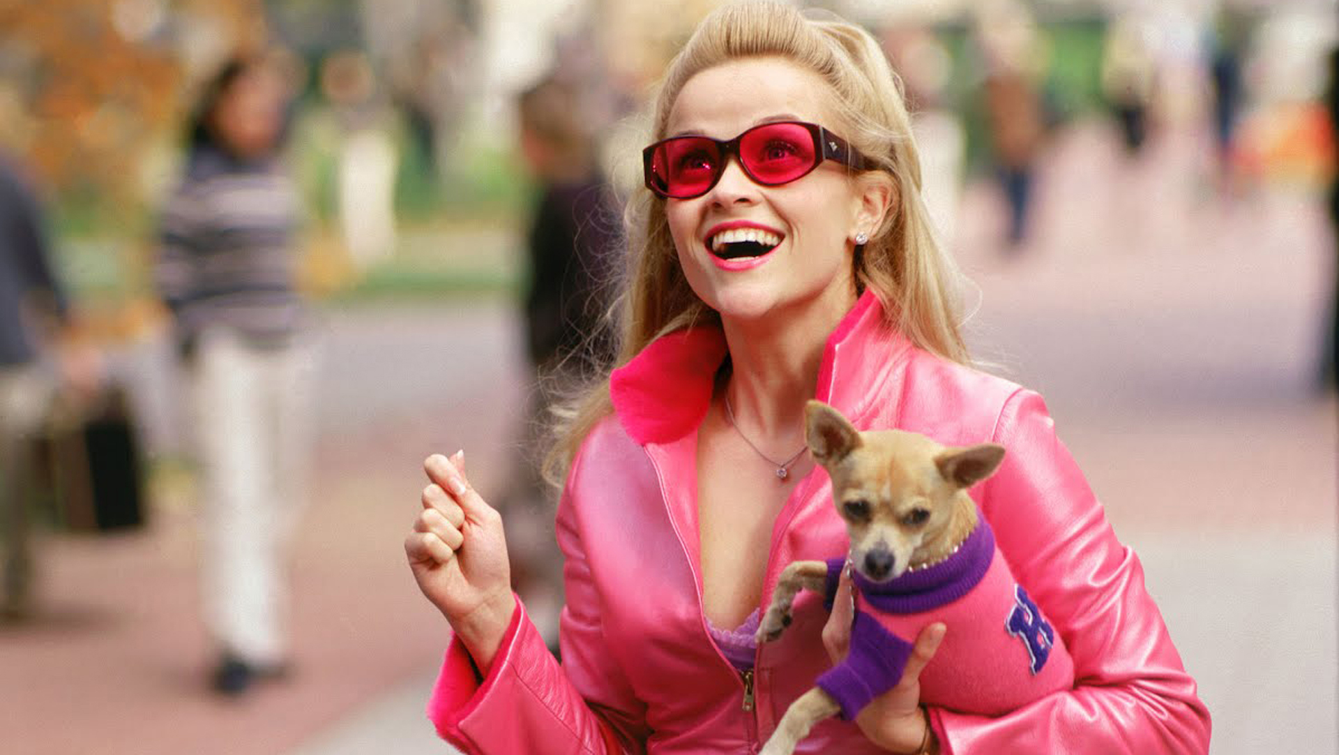 Legally blonde reese witherspoon as elle woods