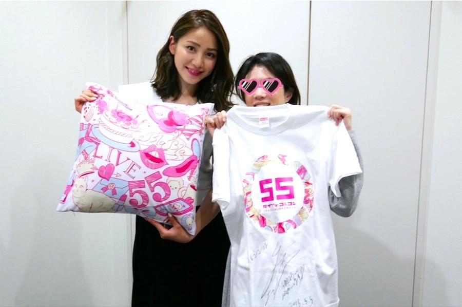 サイン入りTシャツ-2