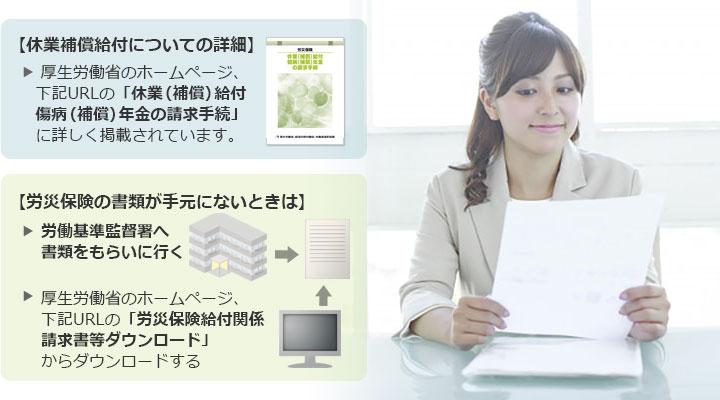 労災保険の書類に記入すべき項目