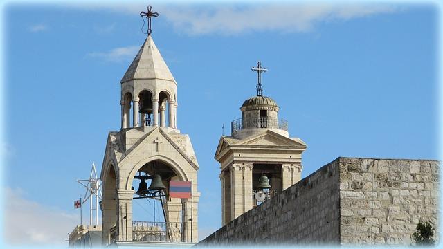 イエス生誕の地:ベツレヘムの聖誕教会と巡礼路の画像1