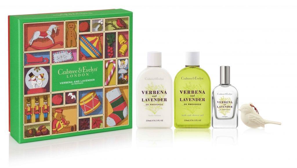 Memory Makers Verbena & Lavender Ultimate Gift Set_$88