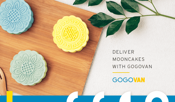 $3 OFF all your Mooncake deliveries!