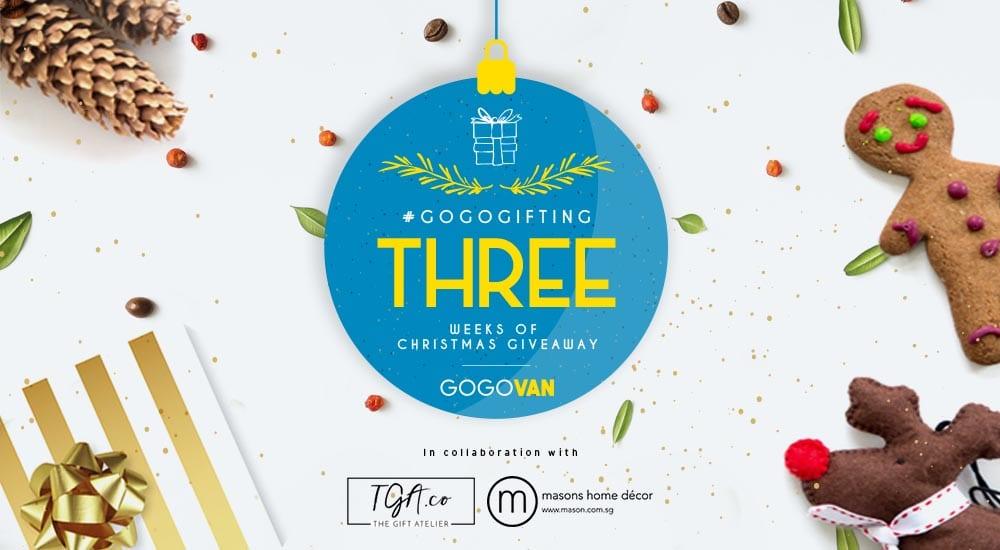 #GOGOGIFTING 2017: A Christmas Giveaway