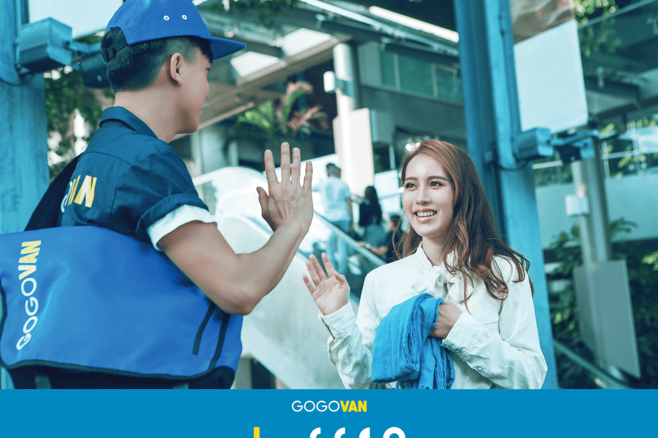 Make Delivery Simple with GOGOVAN