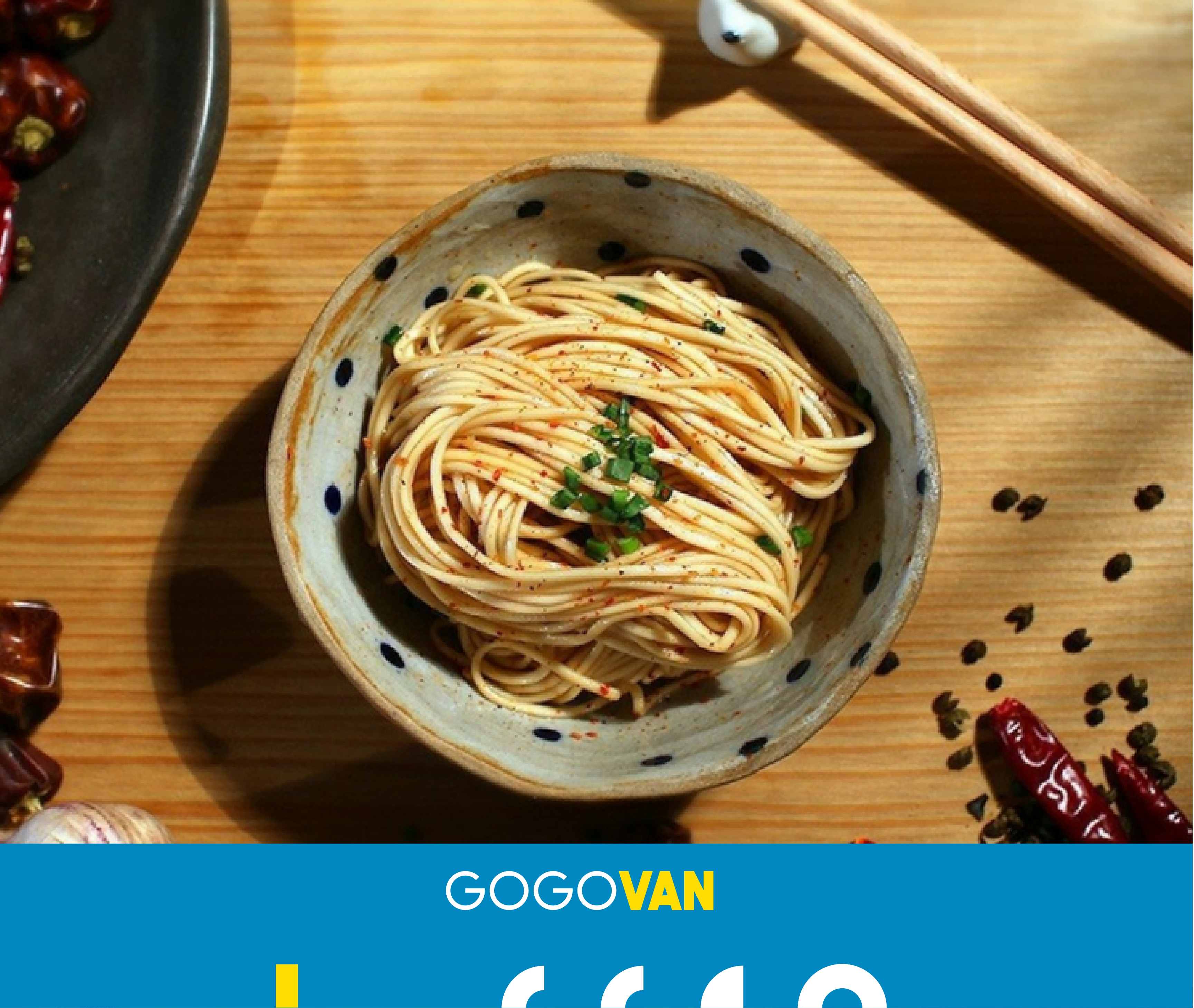 How to Grow your Business with GOGOVAN? Partner: KIKI Noodles