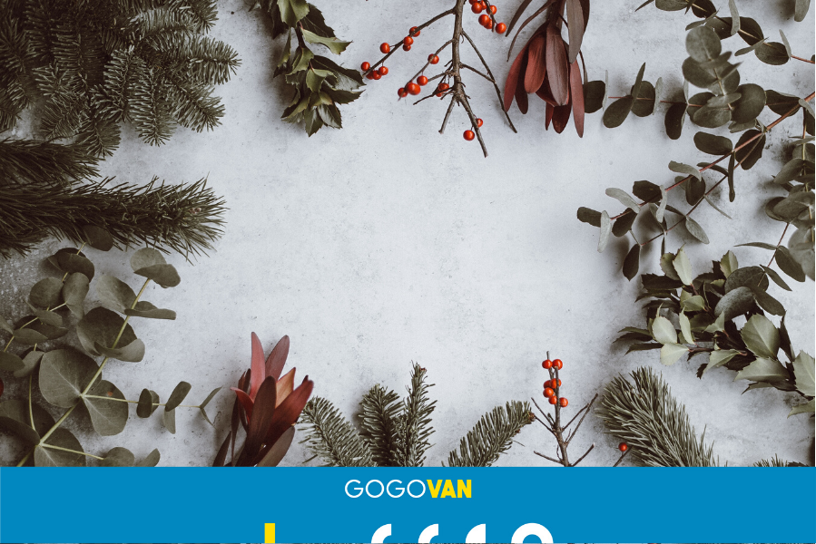 Christmas Deliveries: How Can Your Business Use GOGOVAN?