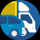 Vehicles van lorry