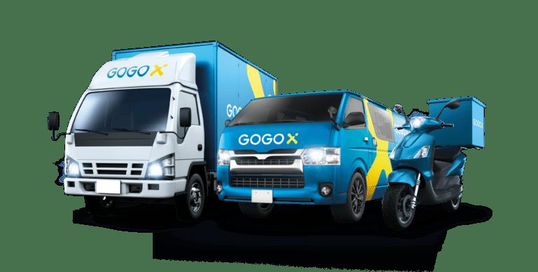 GOGOX 快遞車型