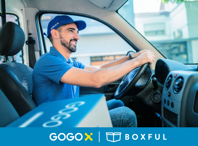 GOGOX_電商物流_快速到貨