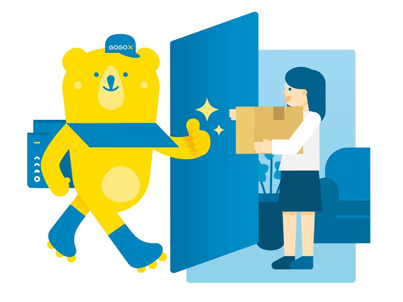 gogox_bear_delivery