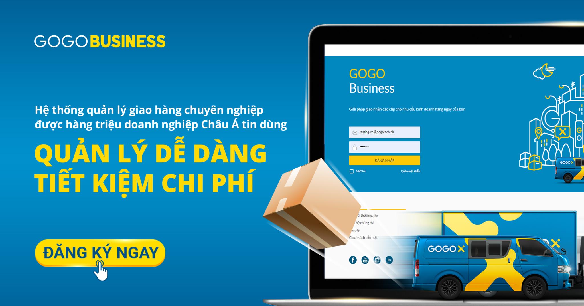 Dịch vụ vận chuyển hàng hóa cho doanh nghiệp