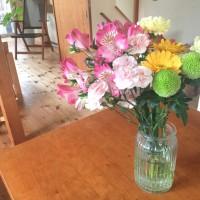 「GreenSnapSTORE」から『旬のお花便』と一緒に、我が家に春が届きました!の画像