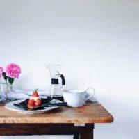 急な来客も花でお出迎え。お庭の花でサッと作る「テーブルブーケ」のススメ!の画像