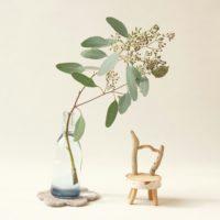 ユーカリの枝を雑貨にしてみよう!の画像
