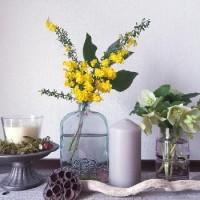 玄関に花を飾って運気アップ!どんな花がよくて、どんな花はNGなの?の画像