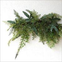 お部屋で観葉植物を楽しむにはダミーがお手軽です。の画像