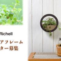 【モニター募集】新感覚の花器『デコレア』を使ってインテリアを楽しもう‼︎の画像