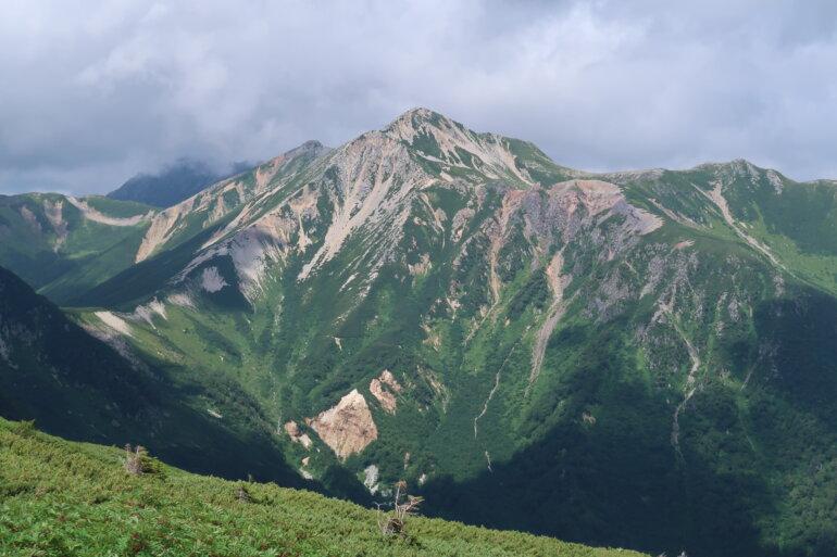鷲羽岳-1