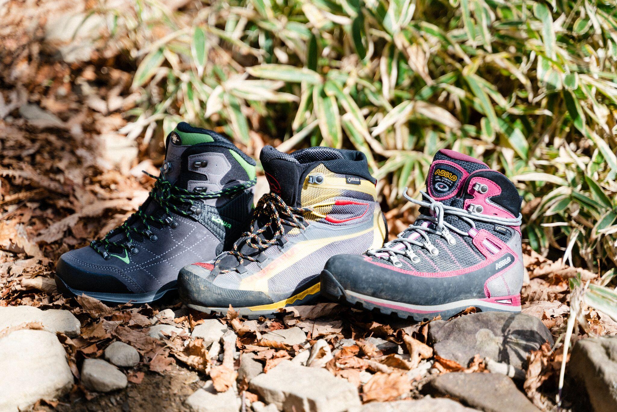 登山靴 ミドルカット