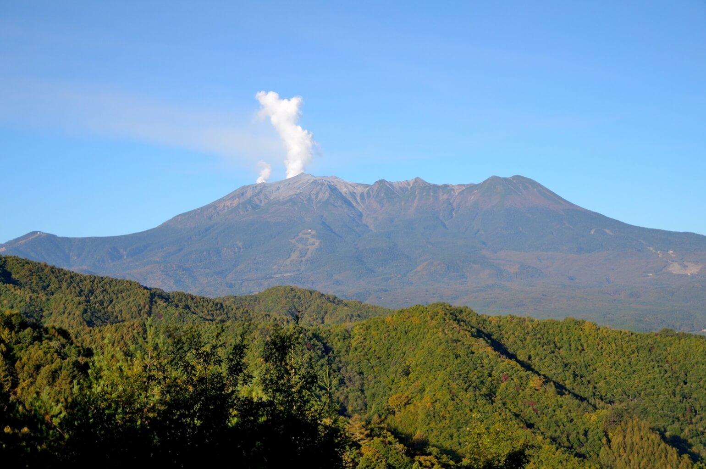 阿蘇 山 噴火 歴史