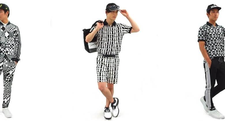 17年秋・人気ゴルフアパレルの最新アイテムレコメンド!「モノトーン」がトレンド!