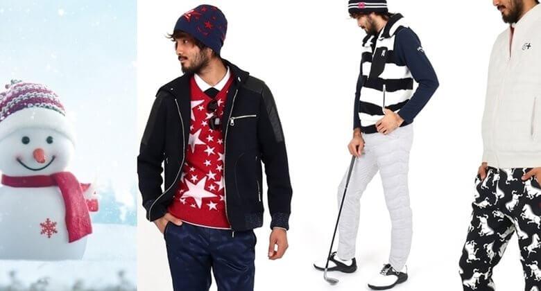 絶対おすすめ!冬の新作ゴルフウェア&アイテム・5選