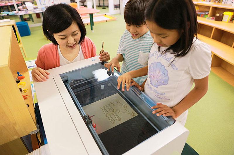 子ども同士のプログラミングやロボットの情報発信地