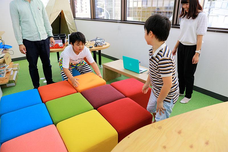 子どもたちのものづくりの興味が広げる環境