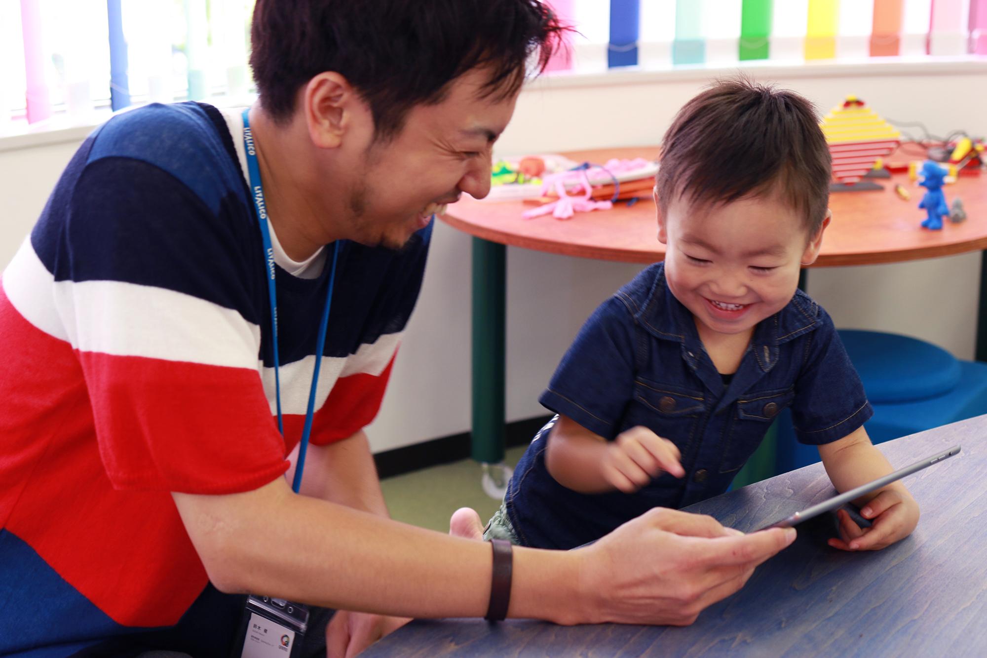 【年中/年長対象】iPadではじめてのプログラミング(ゲームづくり編)♪