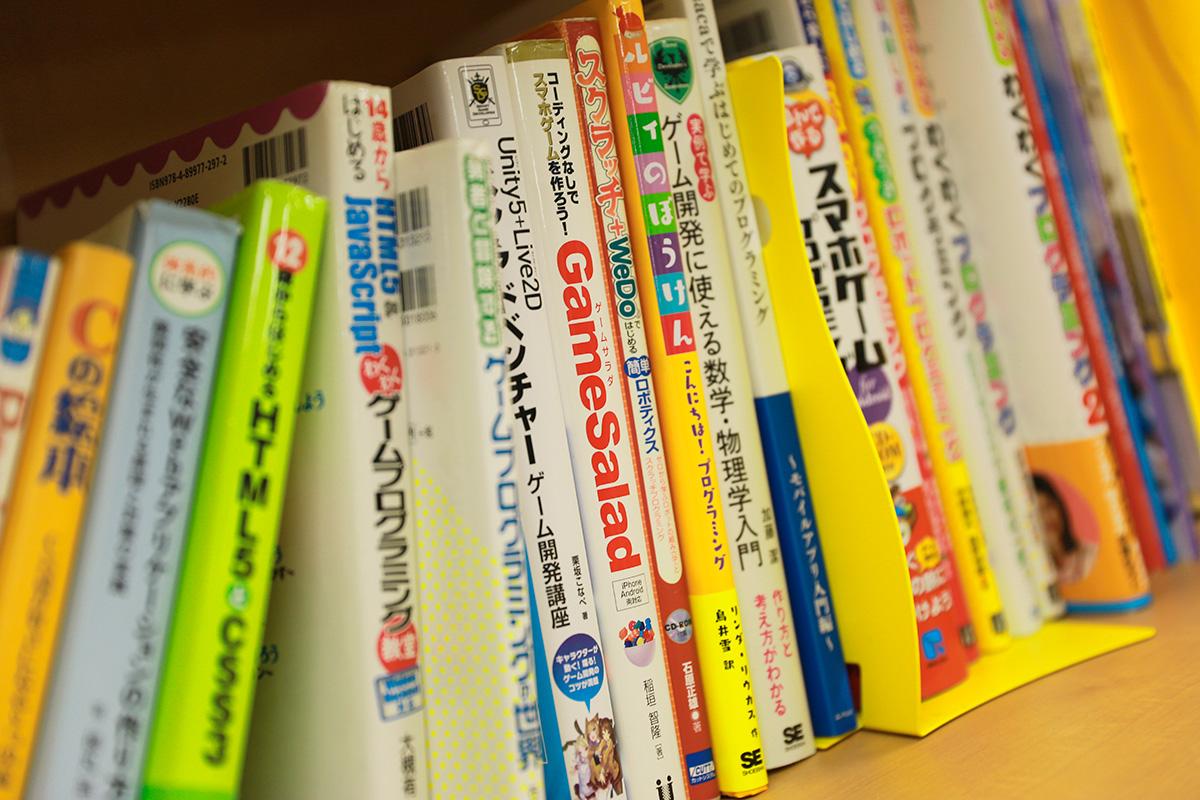 ものづくりやデジタルツールに関する面白い本がたくさんあります