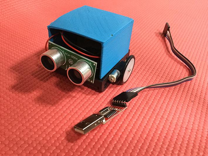 電子工作×3Dデザインでオリジナルミニカーを作ろう!