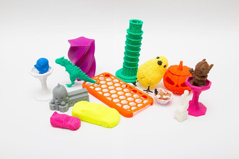 3Dプリンタでデジタルものづくりを体験しよう!