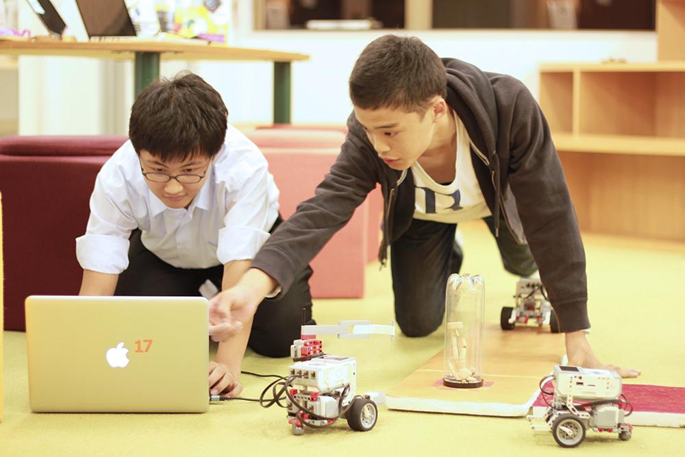 はじめてのロボットプログラミング1日集中!