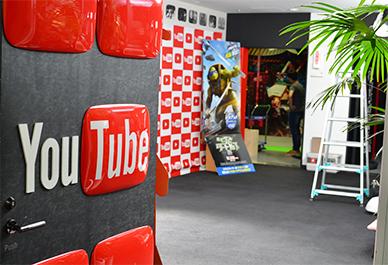 憧れのYouTubeスタジオに潜入!Google Japanオフィスの社内見学!