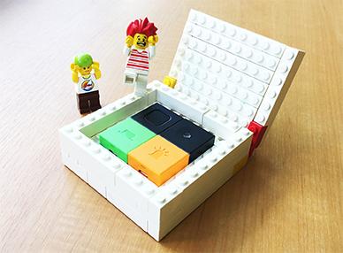03.カラフルな小型電子タグ「MESH(メッシュ)」でおばけやしきを作ろう!