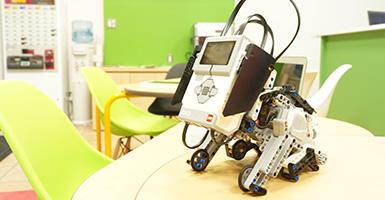 <体験授業された方の声>小学4年生 T.Kくん「ロボットテクニカルコース」
